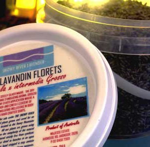 Dry Lavandin Florets - L. x intermedia spp. 100g IMG 1