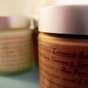 Rose Geranium & Lavender Exfoliating Paste – 100g 2