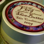 SHEA BUTTER SKIN CONDITIONER- 100G2
